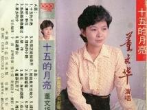 董文华 - 十五的月亮【WAV无损音质原版立体声伴奏】.wav