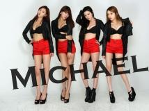 韩国MICHAEL女子组合5月25日起中国火爆巡演福建首站巡演